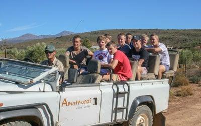 Amathunzi Game Lodge Weekend Away