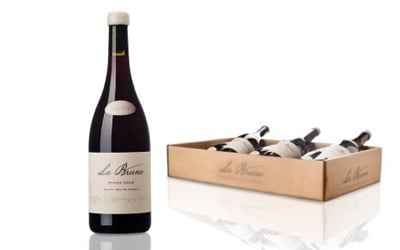Case of La Brune Pinot Noir 2016