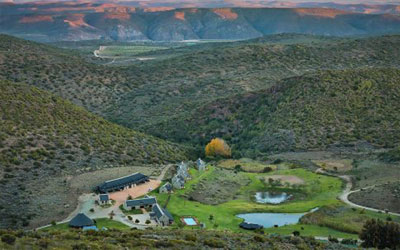 2 Nights at Rooiberg Lodge, Jewel of the Klein Karoo