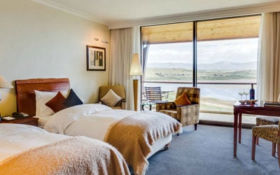 Arabella Hotel and Spa – Accommodation and Golf for 4 people