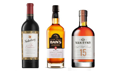 Wine, Whisky and Brandy