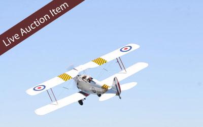 1942 Tiger Moth Flight