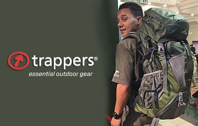 First Ascent Jupiter Hiking Backpack 65 = 10 Lt